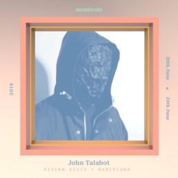 John Talabot pour le Monticule Festival 2018