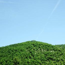 La colline du Monticule Festival dans le Lot