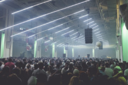 Les Nuits Sonores by nights à Lyon