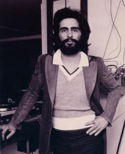 David Mancuso en 1975