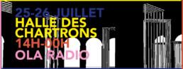 Ola Radio ouvre la Halle des Chartrons de Bordeaux
