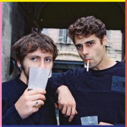 Maceo & Gabriel de Sercey